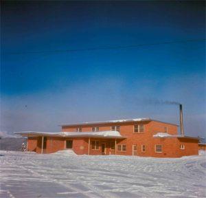 1950s hospital